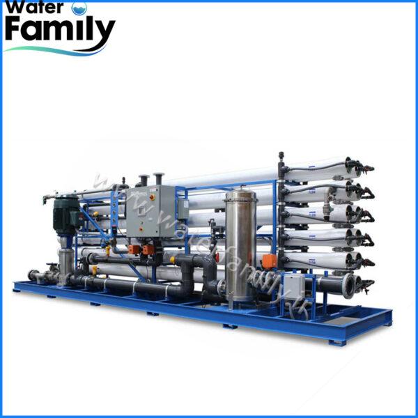 دستگاه تصفیه آب صنعتی 1000 متر مکعب