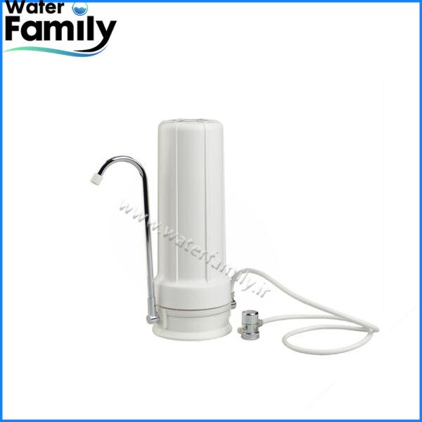 دستگاه تصفیه آب خانگی تک مرحله ای رومیزی