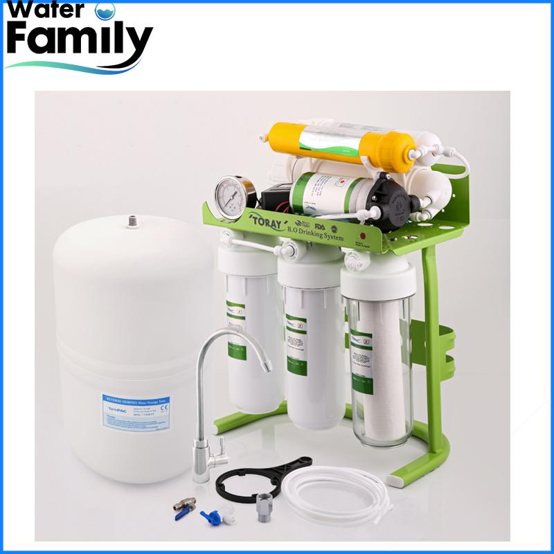 دستگاه تصفیه آب شش مرحله ای Toray