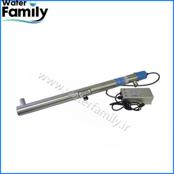 دستگاه ضد عفونی یو وی (UV) ظرفیت 3 متر مکعب در ساعت