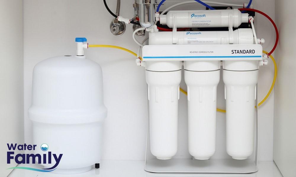 مراقبت های دستگاه تصفیه آب خانگی